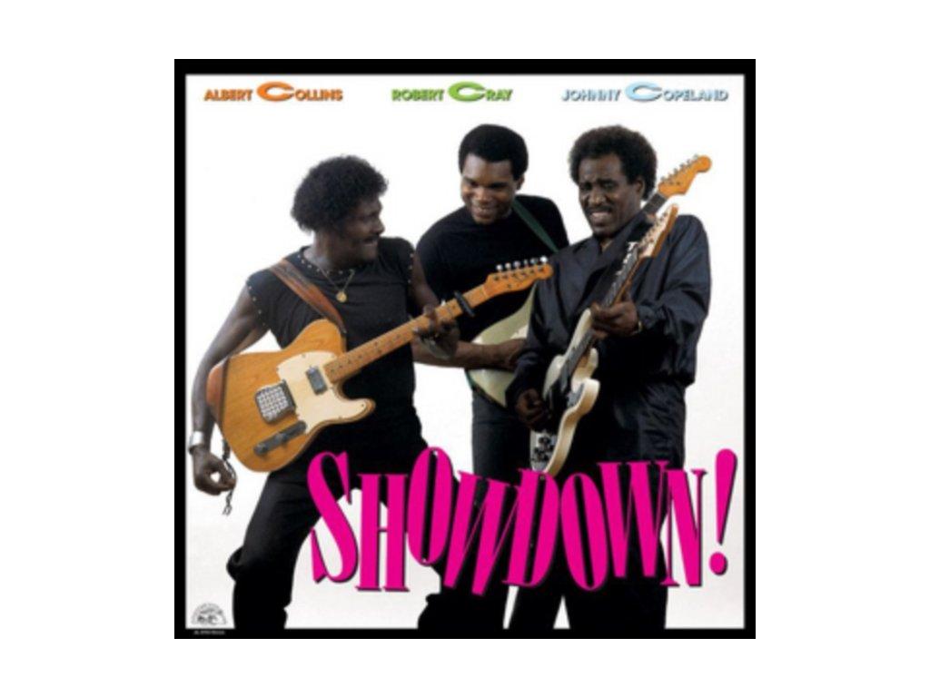 ALBERT COLLINS / ROBERT CRAY & JOHNNY COPELAND - Showdown! (LP)