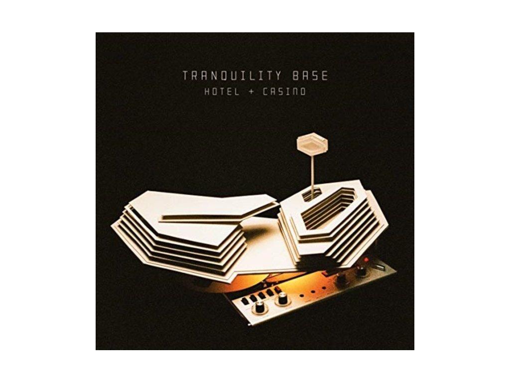 ARCTIC MONKEYS - Tranquility Base Hotel & Casino (LP)