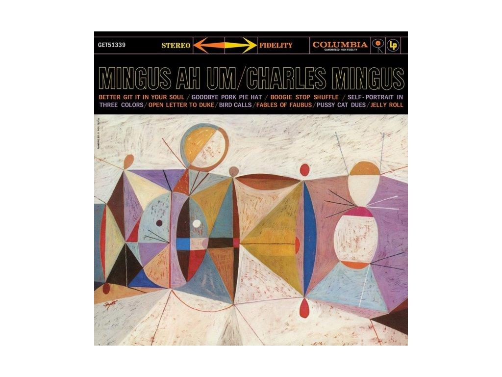 CHARLES MINGUS - Mingus Ah Um Redux (LP)