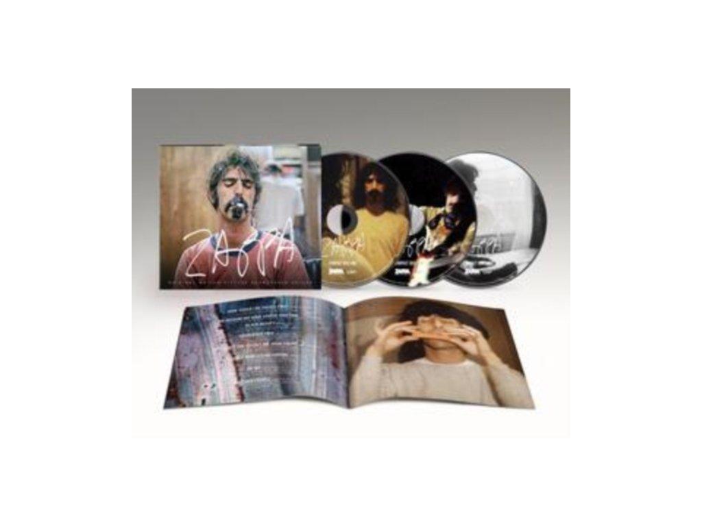 FRANK ZAPPA / VARIOUS ARTISTS - Zappa - Original Soundtrack (CD)