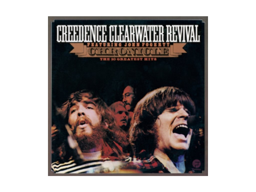 CREEDENCE CLEARWATER REVIVAL - Chronicle: The 20 Greatest Hits (LP)