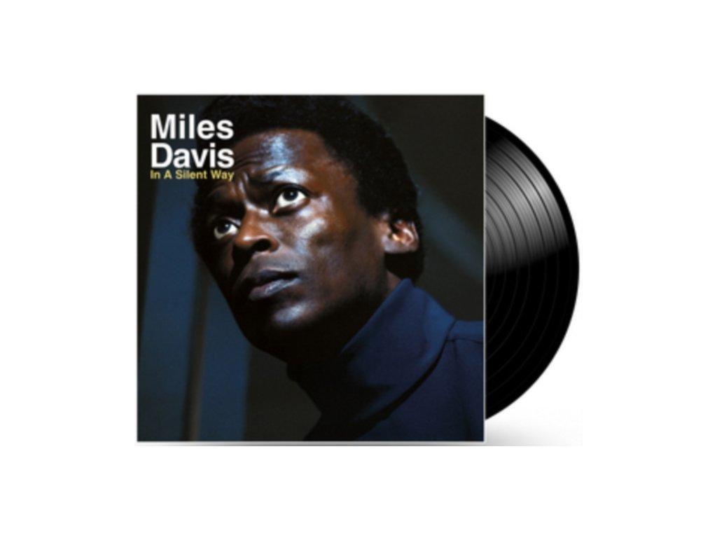 MILES DAVIS - In A Silent Way (LP)