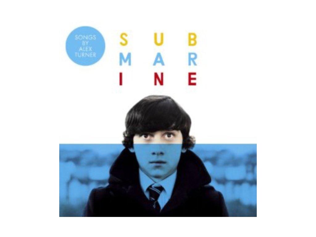 "ALEX TURNER - Submarine - OST (10"" Vinyl)"