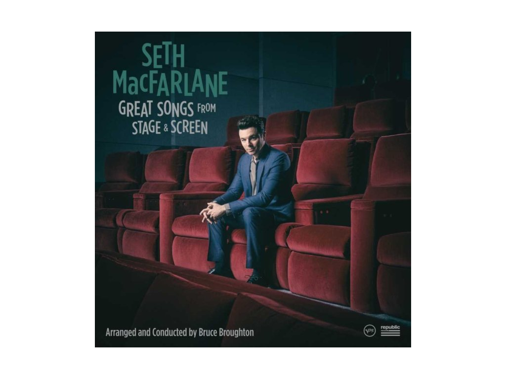 SETH MACFARLANE - Great Songs From Stage And Screen (LP)