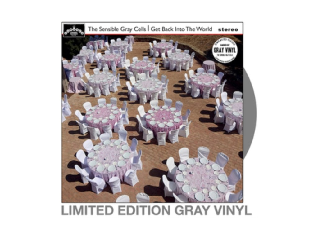 SENSIBLE GRAY CELLS - Get Back Into The World (LP)