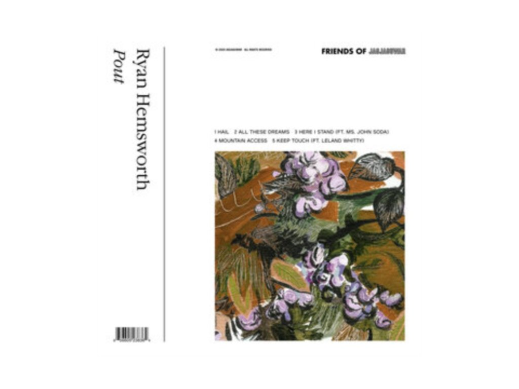 "RYAN HEMSWORTH - Pout (12"" Vinyl)"