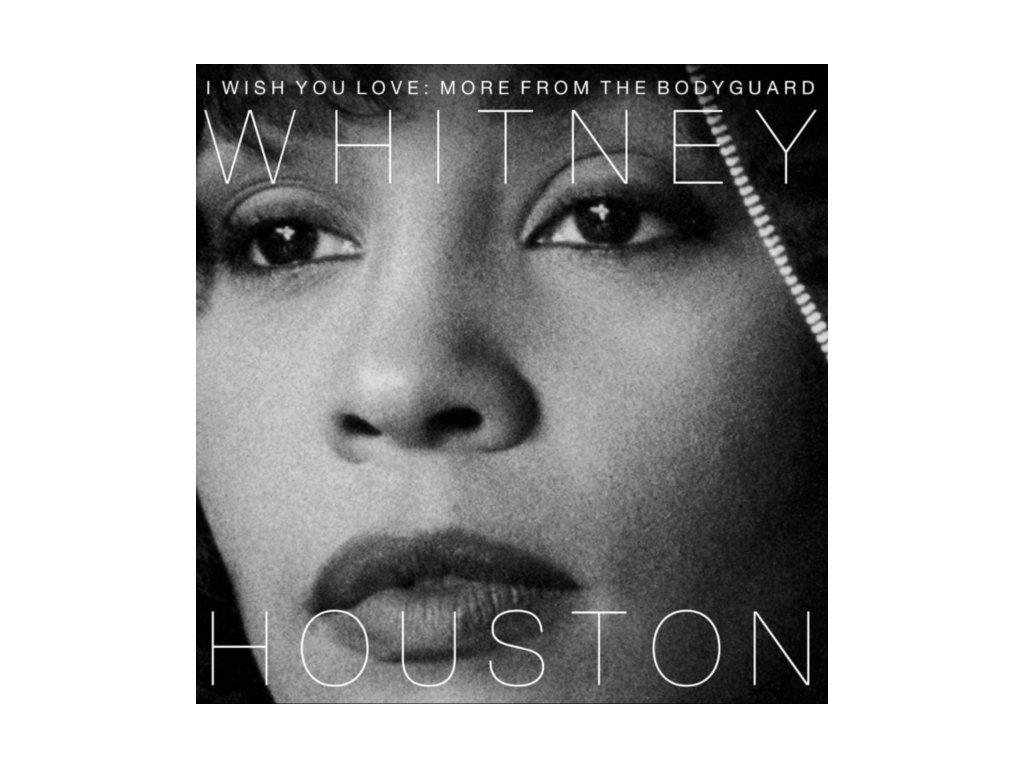 WHITNEY HOUSTON - The Bodyguard - OST (LP)