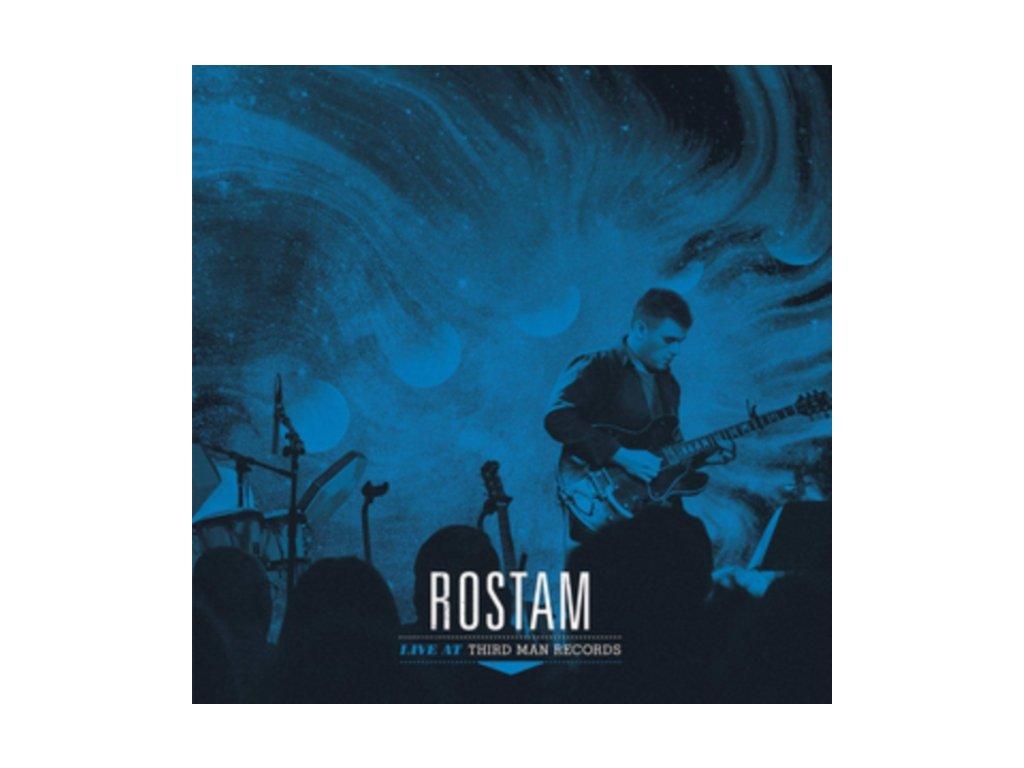 ROSTAM - Live At Third Man Records (LP)