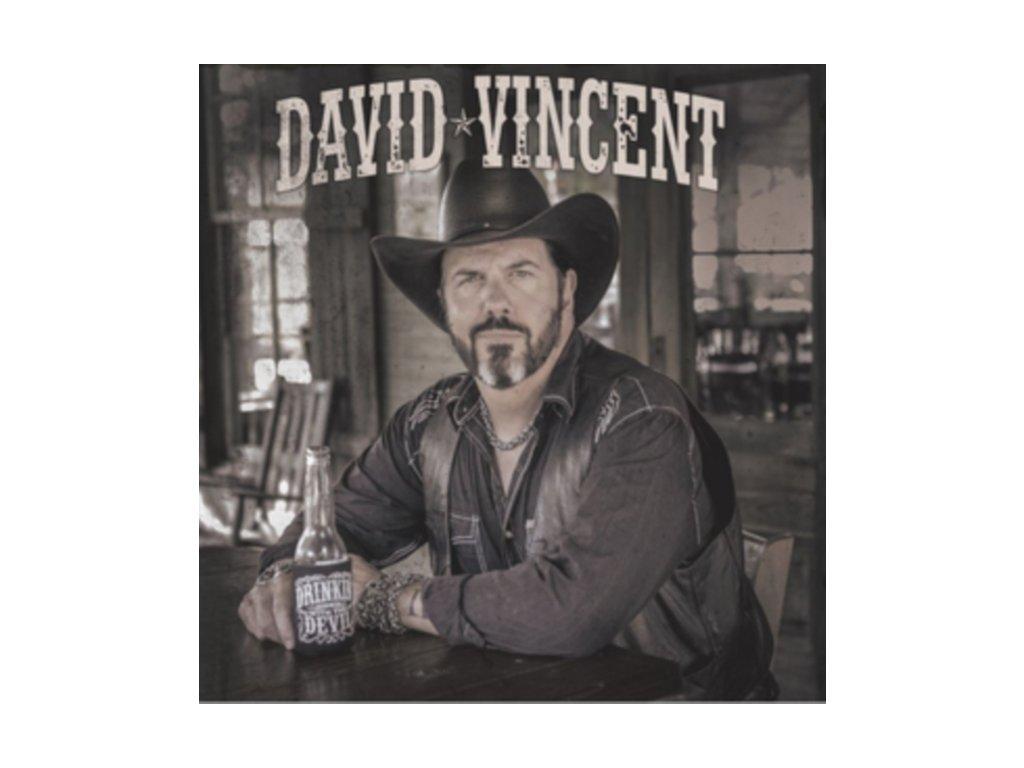"DAVID VINCENT - Drinkin With The Devil (7"" Vinyl)"