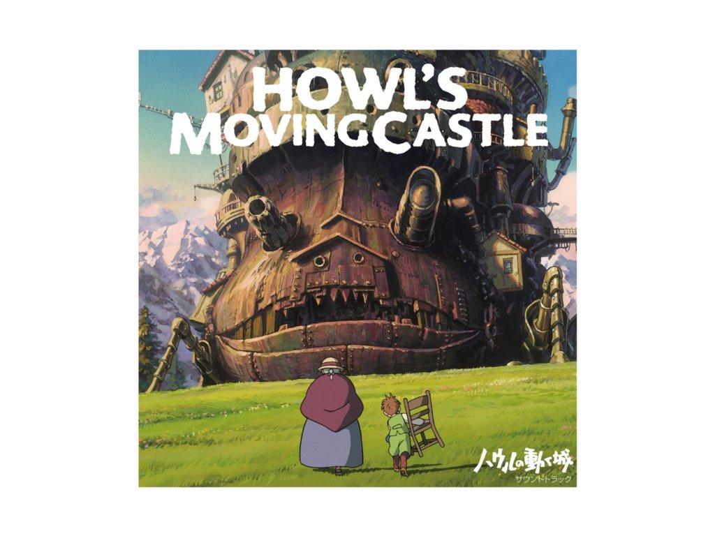 JOE HISAISHI - Howls Moving Castle / Soundtracks (LP)