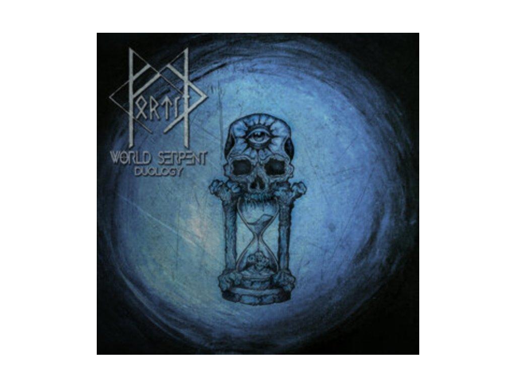 FORTID - World Serpent (Curacao Vinyl) (LP)
