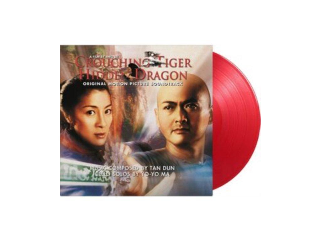 TAN DUN / YO-YO MA - Crouching Tiger. Hidden Dragon (Red Vinyl) (LP)