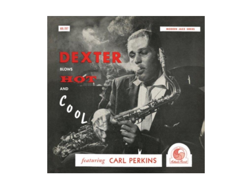 DEXTER GORDON - Dexter Blows Hot And Cool (LP)