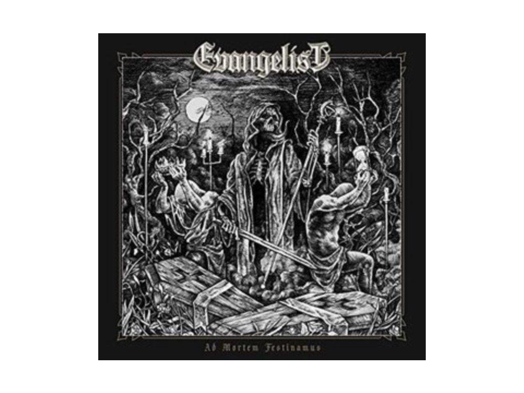EVANGELIST - Ad Mortem Festinamus (LP)
