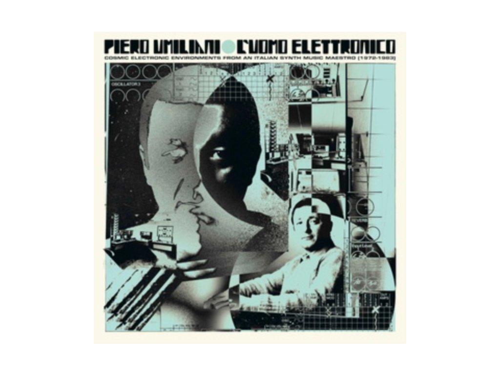 PIERO UMILIANI - LUomo Elettronico (LP)