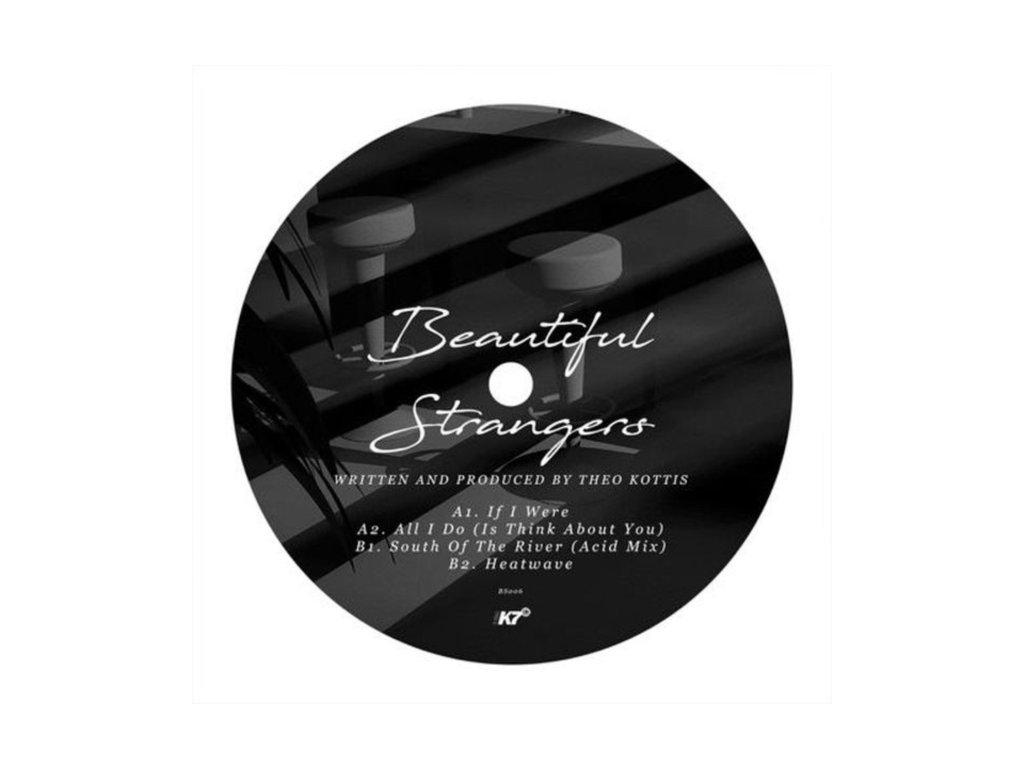 "THEO KOTTIS - If I Were (12"" Vinyl)"
