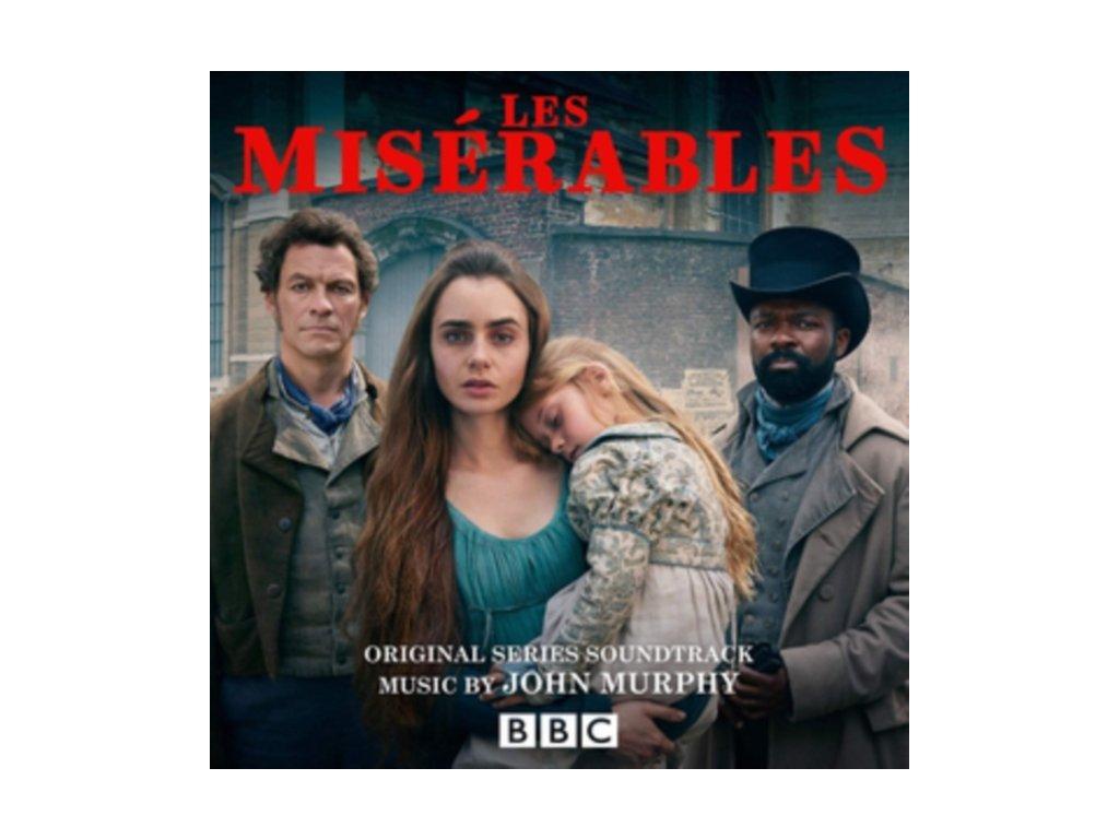 ORIGINAL SOUNDTRACK / JOHN MURPHY - Les Miserables (LP)