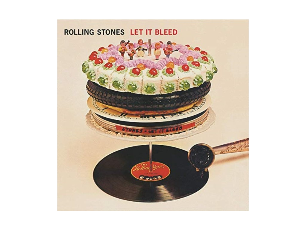 ROLLING STONES - Let It Bleed (50th Anniversary Edition) (LP)