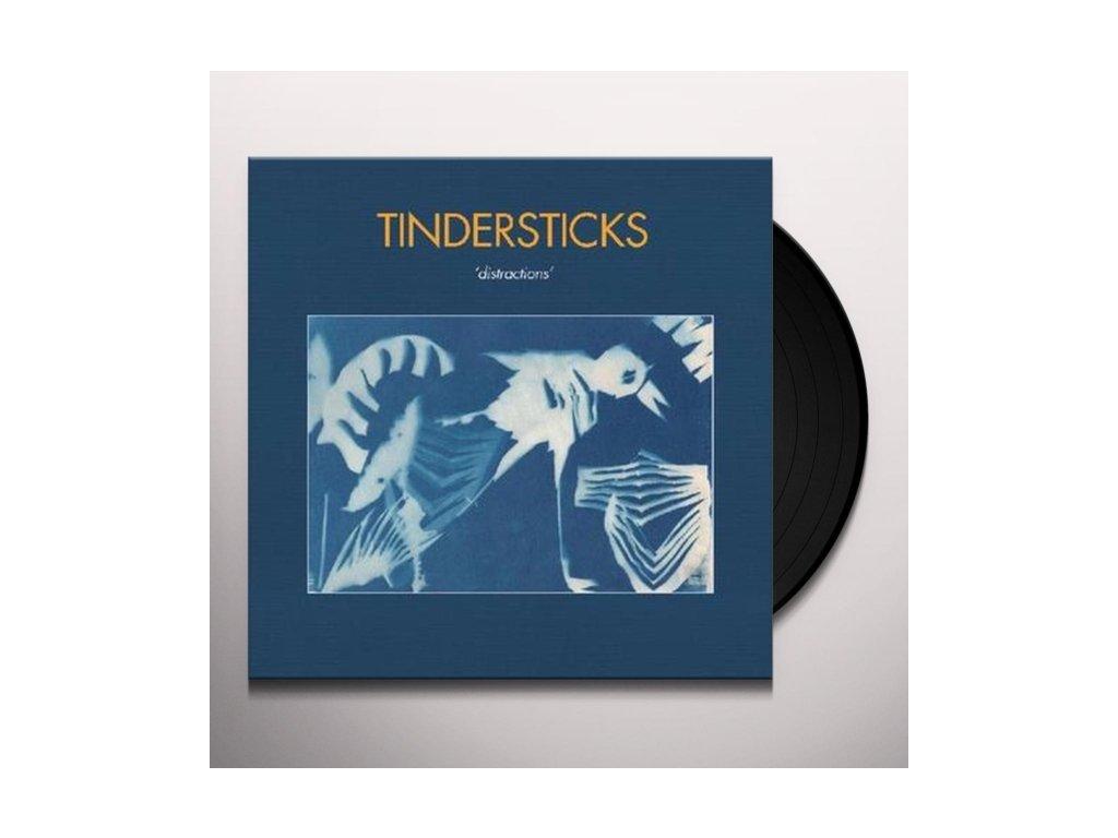 TINDERSTICKS - Distractions (LP)