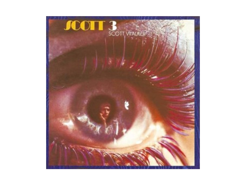 SCOTT WALKER - Scott 3 (LP)
