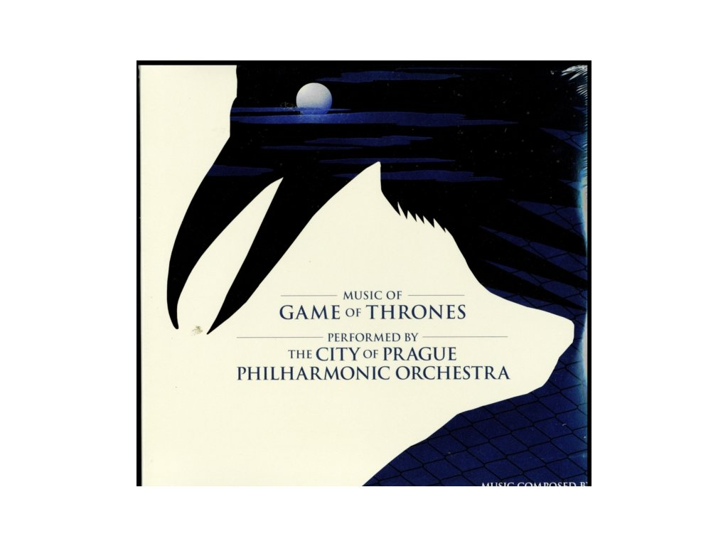 CITY OF PRAGUE PHILHARMONIC ORCHESTRA - Game Of Thrones - OST (LP)