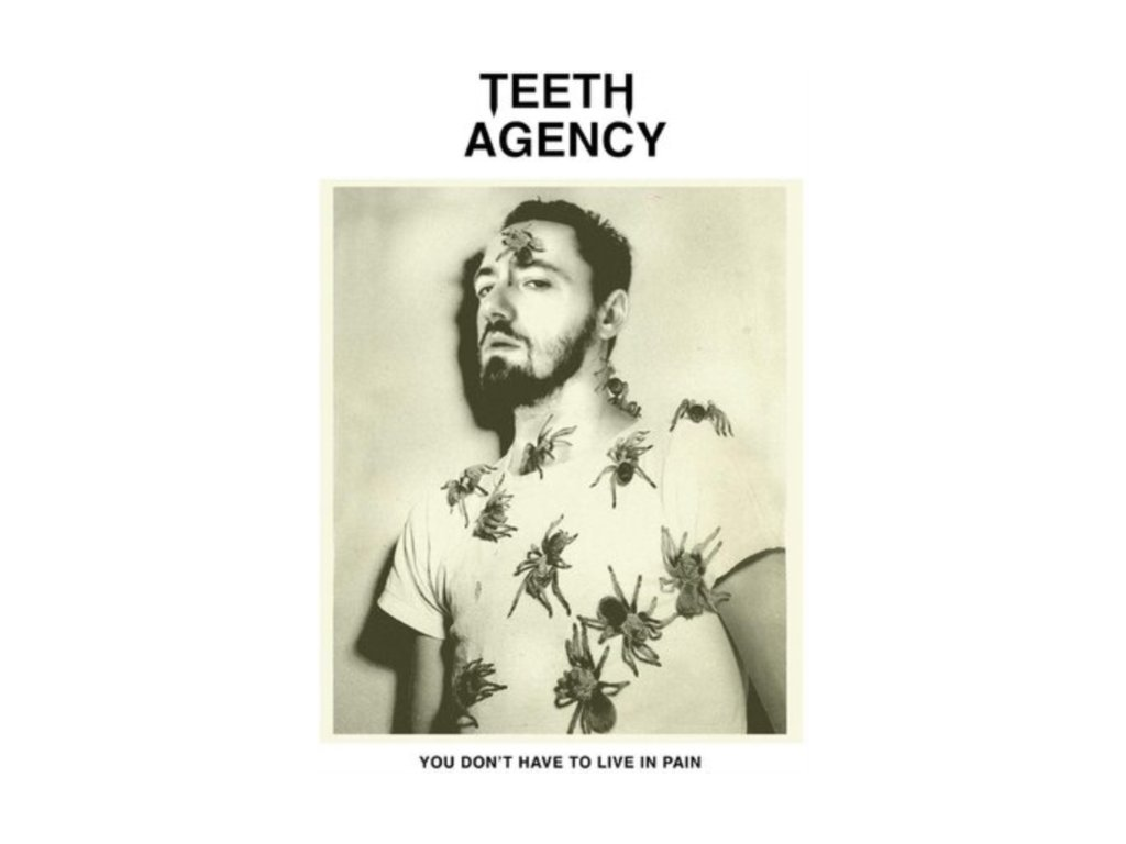 TEETH AGENCY - You Dont Have To Live In Pain (LP)