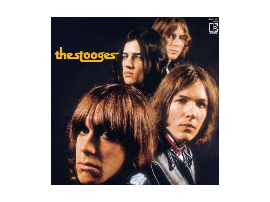 STOOGES - The Stooges (LP)