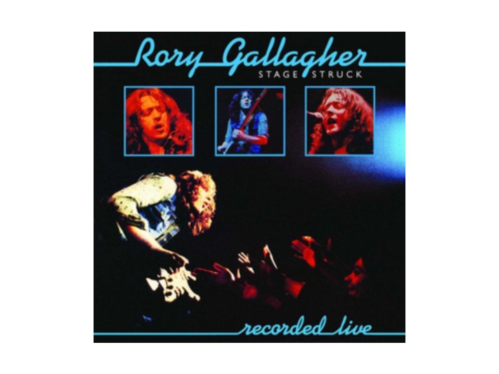 RORY GALLAGHER - Stage Struck (LP)