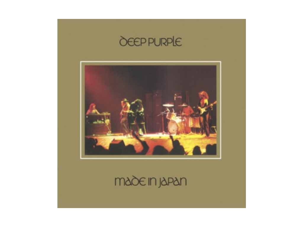 DEEP PURPLE - Made In Japan (New Abbey Road Mix) (LP)