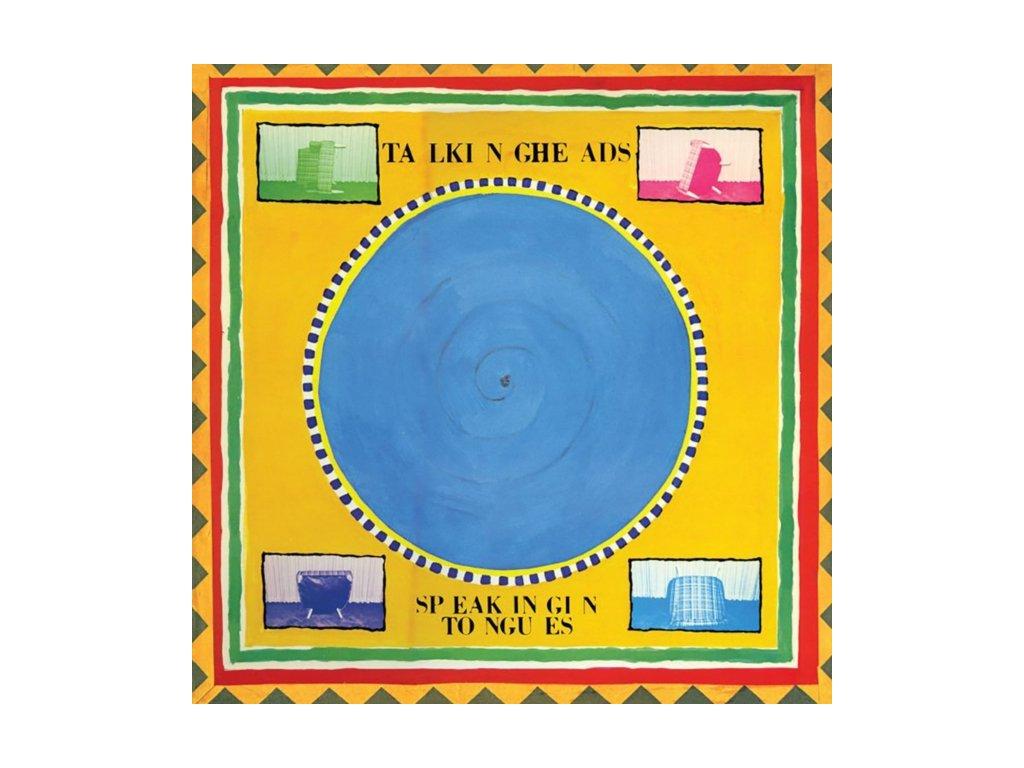 TALKING HEADS - Speaking In Tongues (Sky Blue Vinyl) (Syeor) (LP)