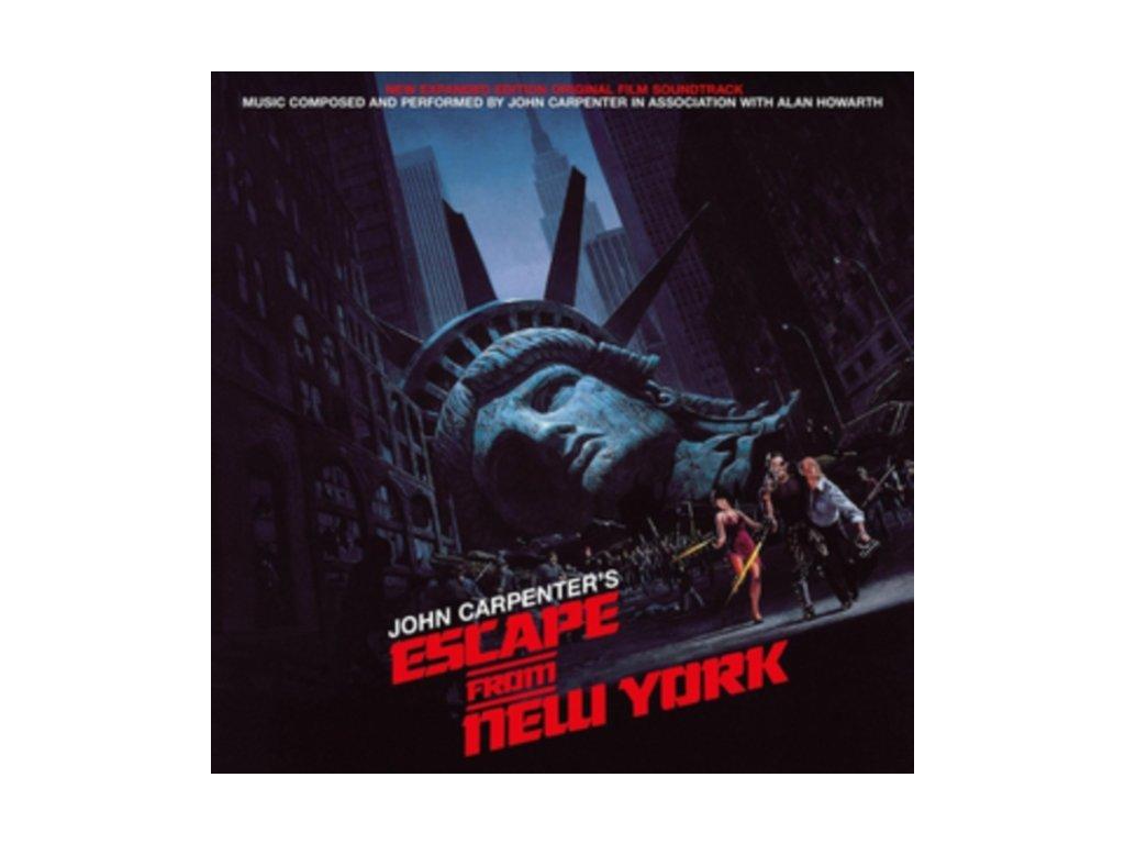ORIGINAL SOUNDTRACK - Escape From New York - OST (LP)