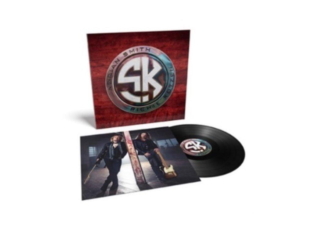 SMITH/KOTZEN (ADRIAN SMITH / RICHIE KOTZEN) - Smith/Kotzen (LP)