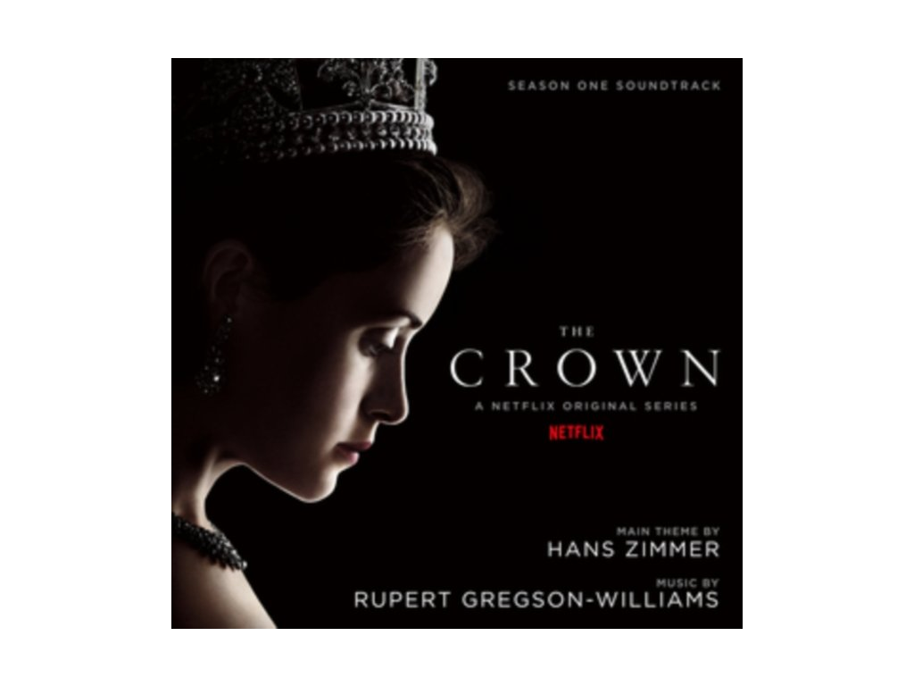 ORIGINAL TV SOUNDTRACK / HANS ZIMMER / RUPERT GREGSON-WILLIAMS - The Crown: Season One (CD)