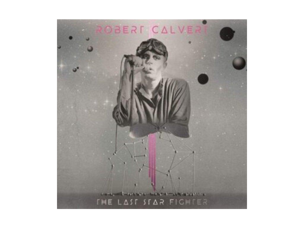 ROBERT CALVERT - The Last Starfighter (Gold Vinyl) (LP)