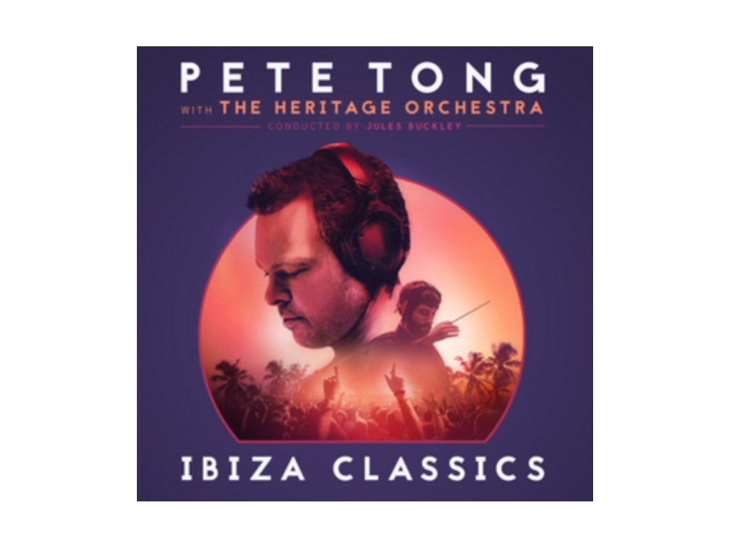PETE TONG/HERITAGE OR/BUCKLEY - Ibiza Classics (LP)