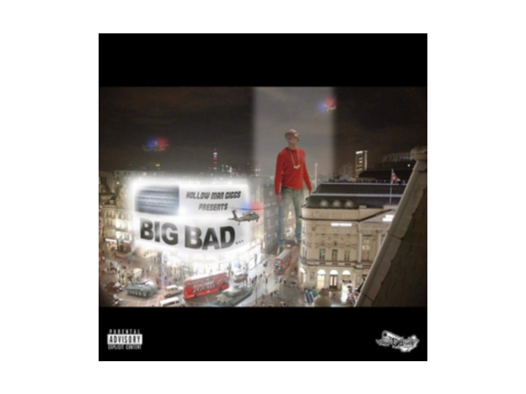 GIGGS - Big Bad (LP)