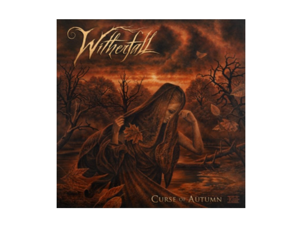 WITHERFALL - Curse Of Autumn (LP)