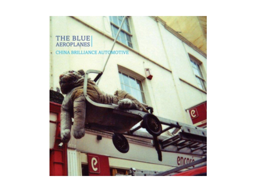 "BLUE AEROPLANES - China Brilliance Automotive (7"" Vinyl)"