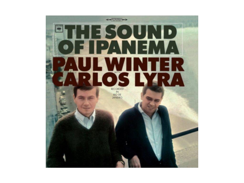 PAUL WINTER - The Sound Of Ipanema (LP)