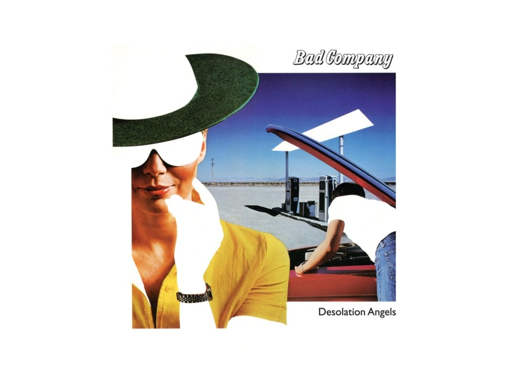 BAD COMPANY - Desolation Angels (40th Anniversary Edition) (LP)