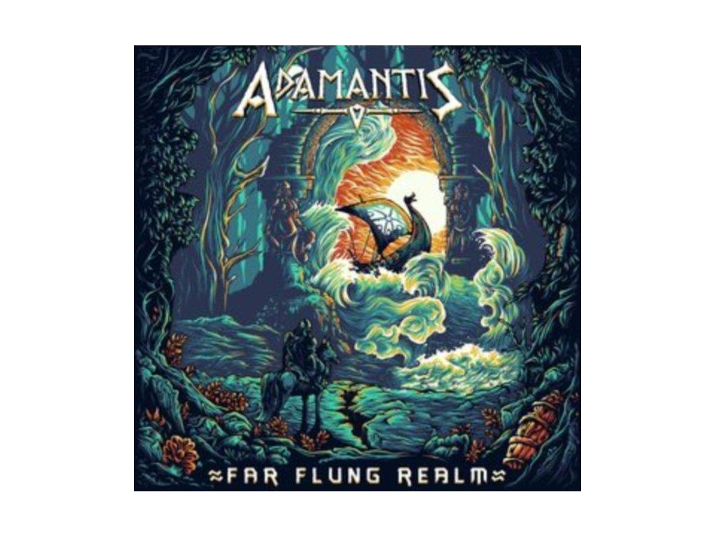 ADAMANTIS - Far Flung Realm (LP + 7)