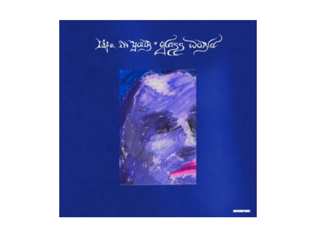 CITIZEN - Life In Your Glass World (Blue Green Vinyl) (LP)