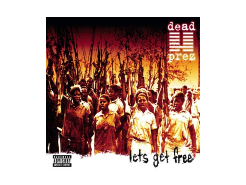 DEAD PREZ - Lets Get Free (LP)