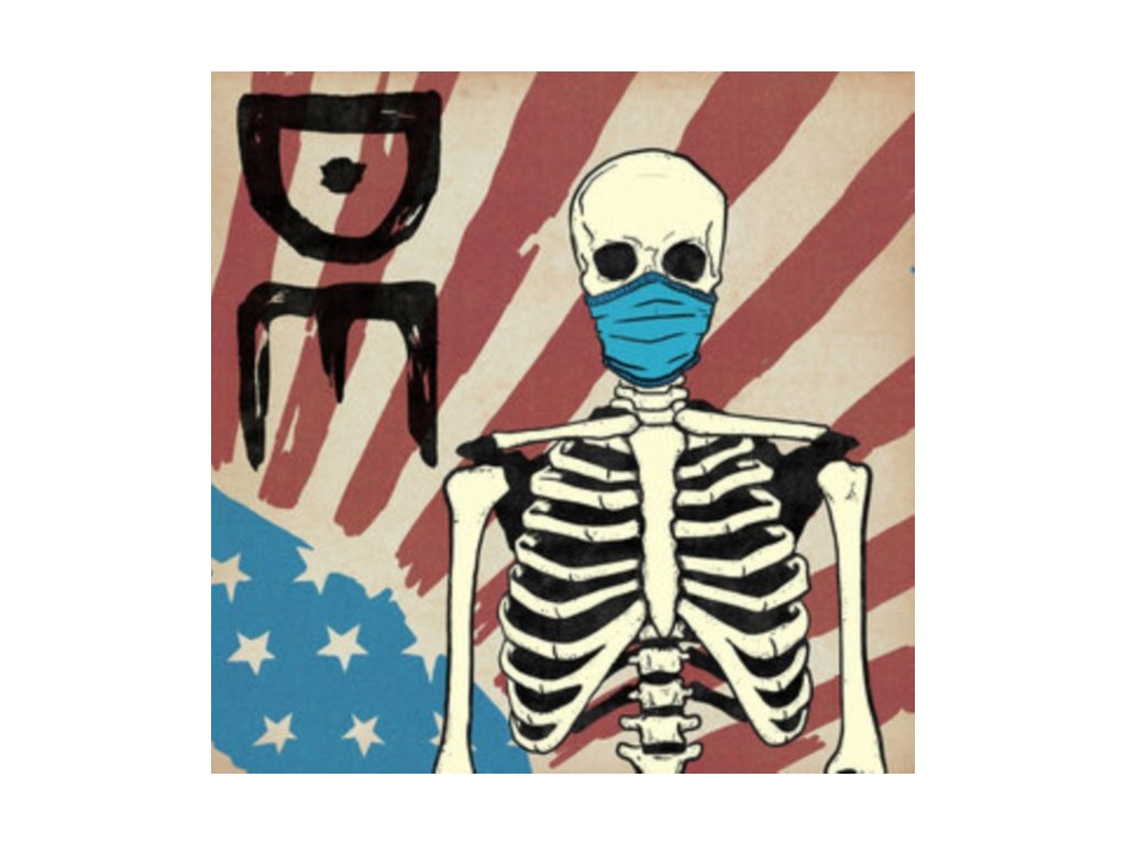 "DEAD ENDING - American Virus (7"" Vinyl)"