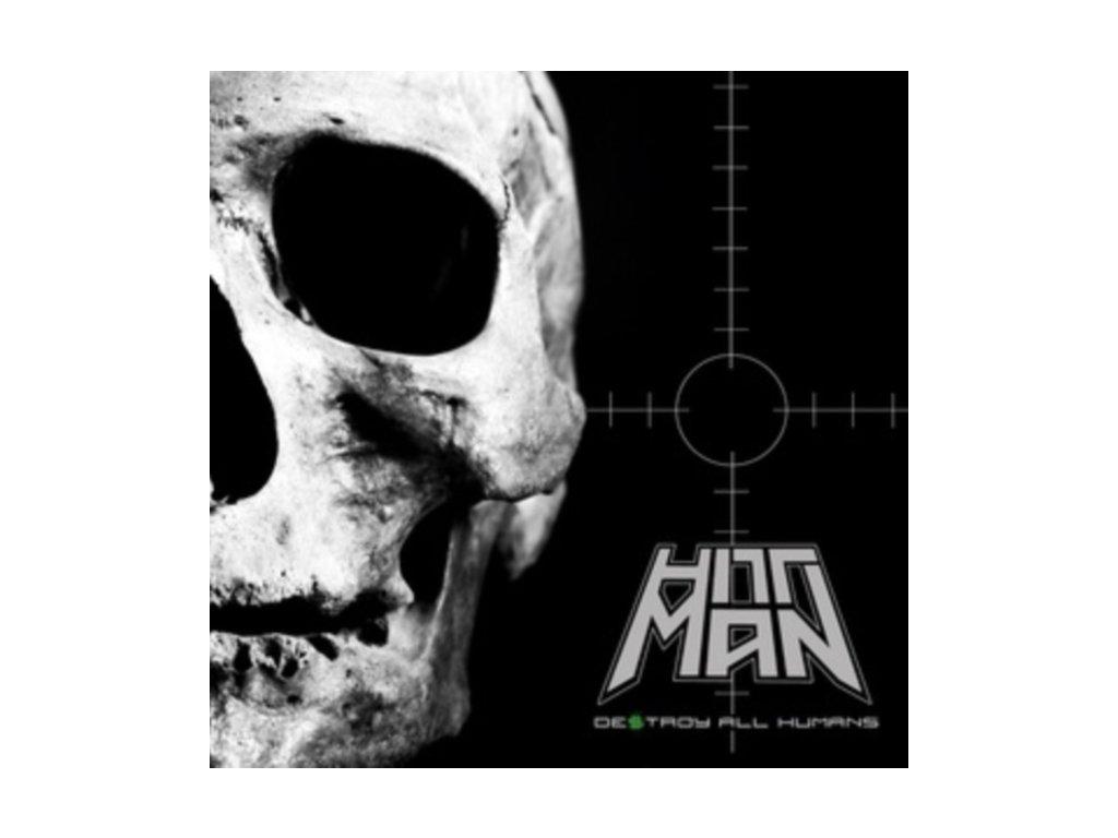 HITTMAN - Destroy All Humans (LP)