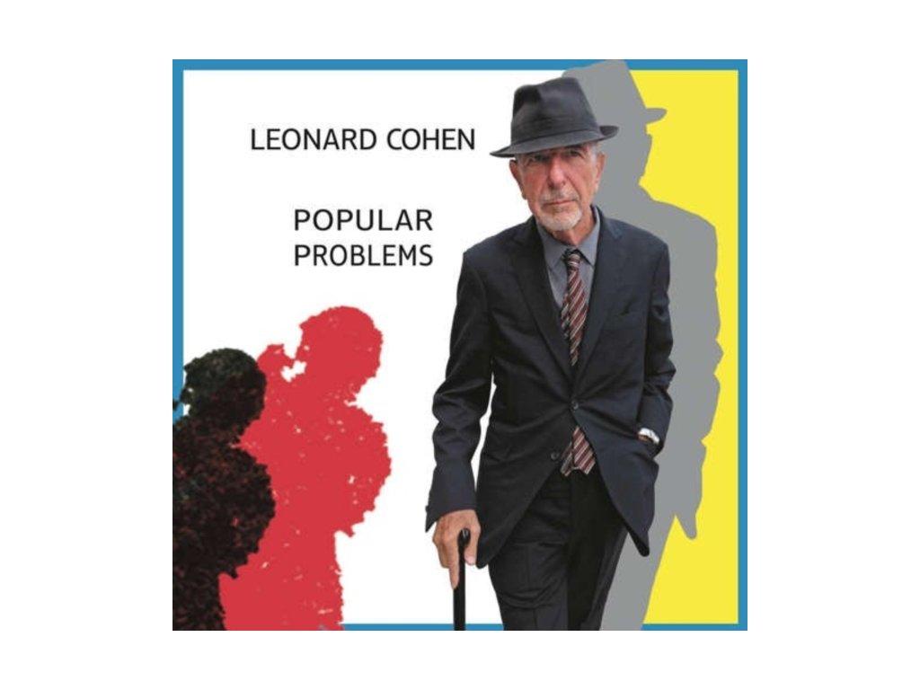 LEONARD COHEN - Popular Problems (LP)