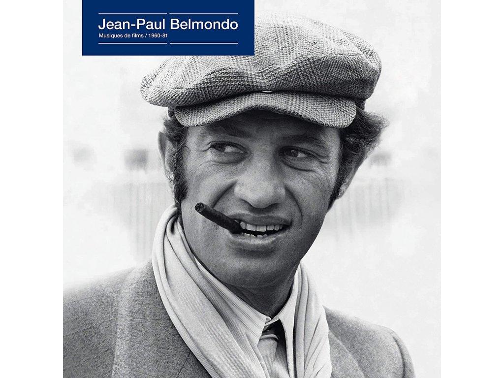 jean paul belmondo musiques de films 1960 81 lp vinyl
