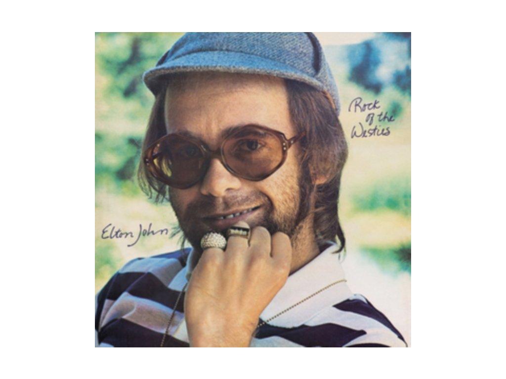 ELTON JOHN - Rock Of The Westies (LP)