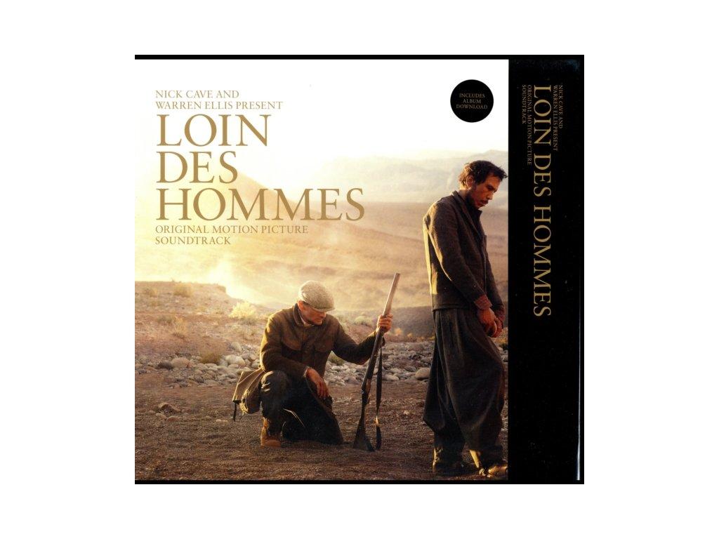 NICK CAVE / WARREN ELLIS - Loin Des Hommes - Original Soundtrack (LP)