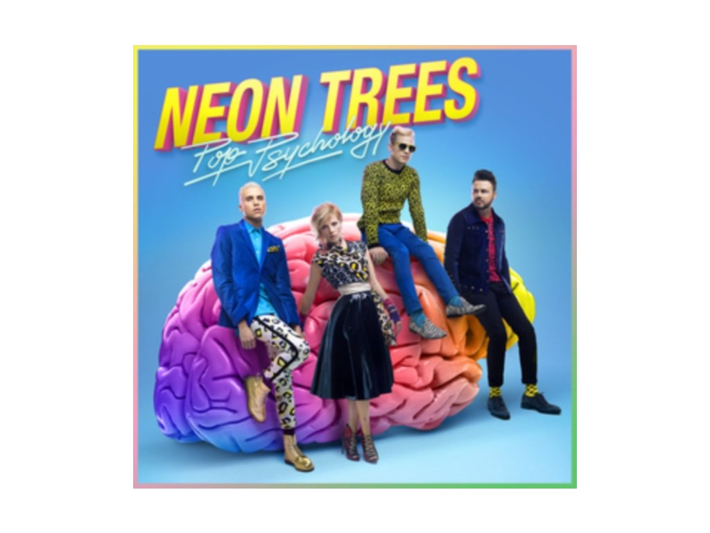 NEON TREES - Pop Psychology (LP)